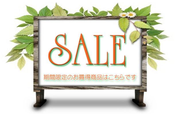 SALEお買得商品
